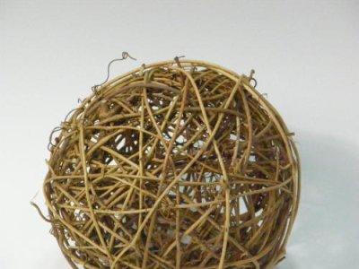 画像1: 【卸】ナチュラルボール10cm