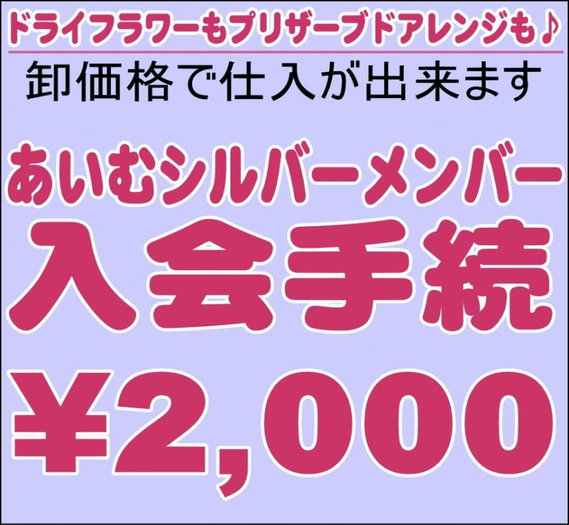 画像1: シルバーメンバー入会 (1)