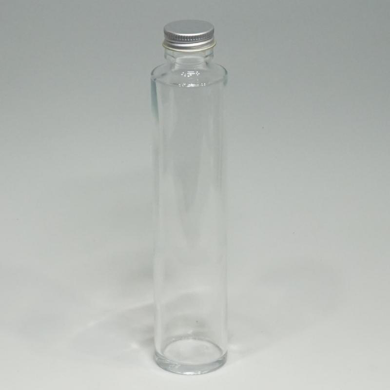 画像1: 【卸】ハーバリウム瓶 スリム200丸 (1)