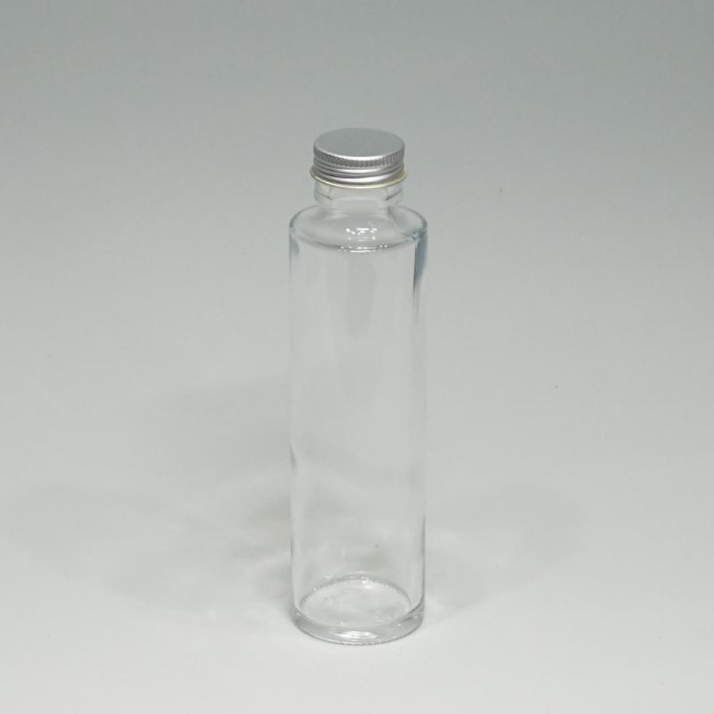 画像1: 【卸】ハーバリウム瓶 スリム150丸 (1)
