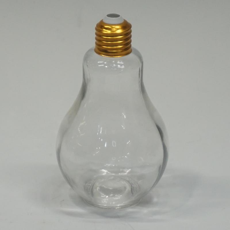 画像1: 【A】電球型瓶 大 (1)