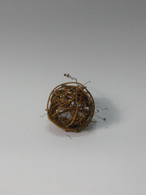 画像1: 【卸】ナチュラルボール6cm (1)